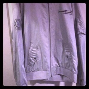 Official Rammstein jacket 3xl silver amazing
